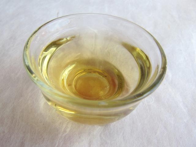 man zhuan 2012 raw puerh tea broth