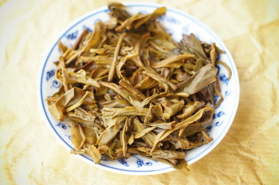 jing jia tang meng song 2013 puer tea